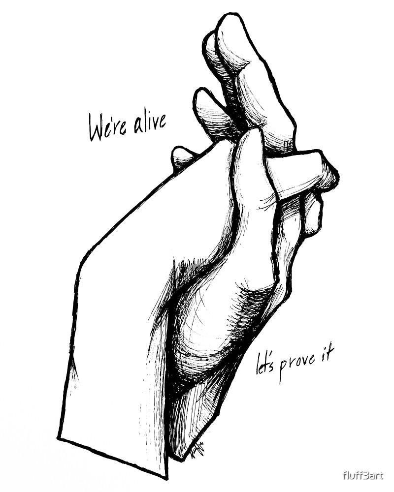 Holding Hands by fluff3art