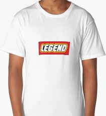 Retro Toy Hero! Long T-Shirt