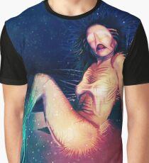 The Mermaid Graphic T-Shirt