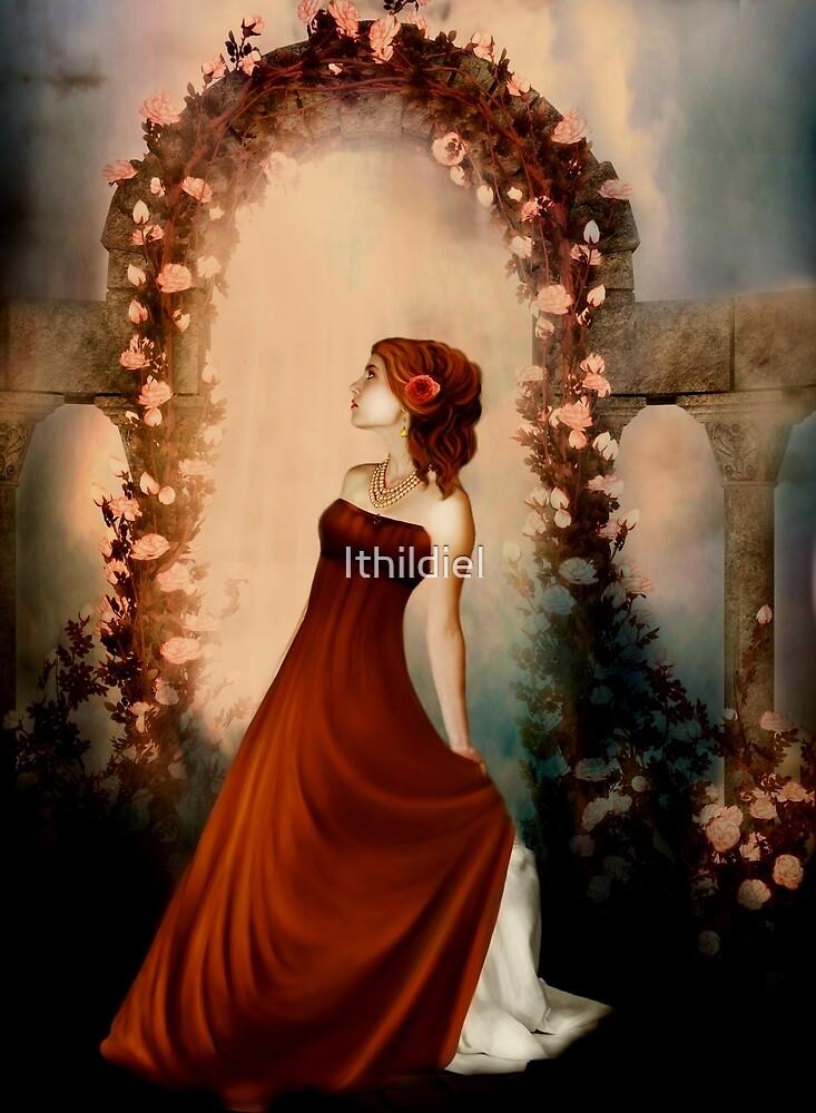 Rose Garden by Ithildiel