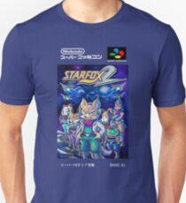 Starfox 2 - Japanese Box art Unisex T-Shirt