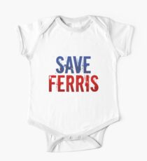 Save Ferris One Piece - Short Sleeve