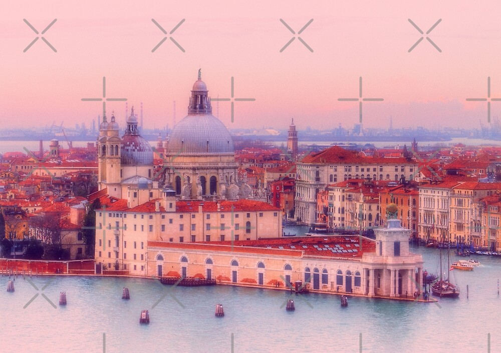 San Giorgio Maggiore, Venice Italy by Mythos57