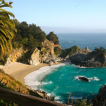 McWay Falls by melastmohican