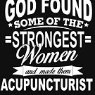 ACUPUNCTURIST TOLD YOU TO DO by Avanwilima