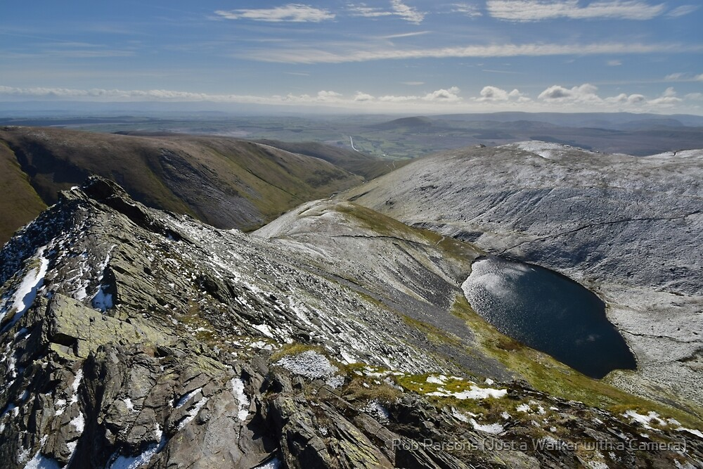 The Lake District: Sharp Edge by Rob Parsons (AKA Just a Walker with a Camera)