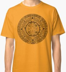Aztec Calendar Classic T-Shirt