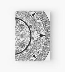 Aztec Calendar Hardcover Journal