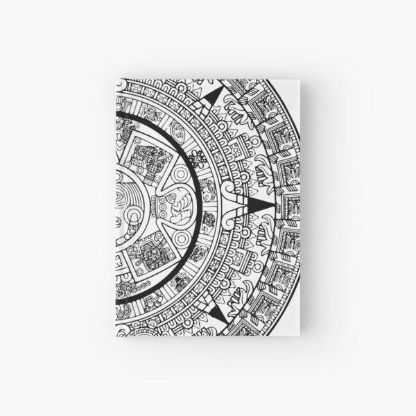 Aztekischer Kalender Notizbuch