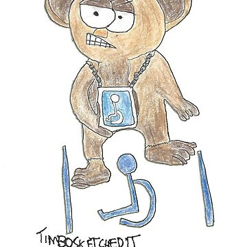 Steady Teddy by timbosketchedit