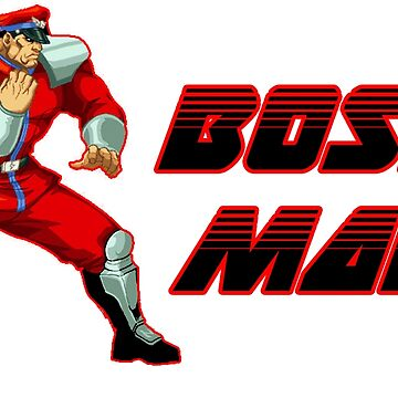 BOSS MAN V1 by MrPopo