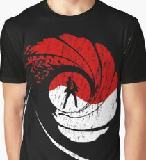 James Bond Iconography Graphic T-Shirt