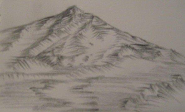 Charcoal Mountain by Blackstar