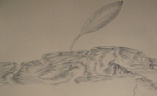 Just A Drawing by Blackstar