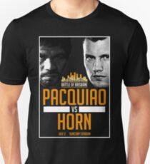Pacquiao vs Horn Unisex T-Shirt