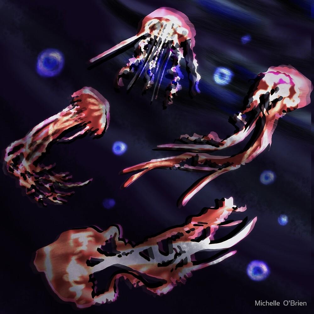 Jellyfish Fun by Michelle o'brien