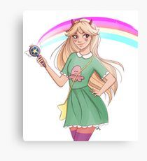 StarButterfly Canvas Print