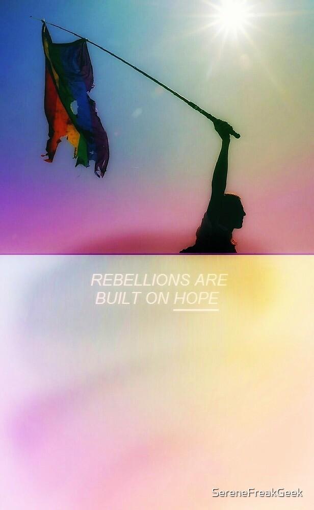 Pride Rebellion by SereneFreakGeek