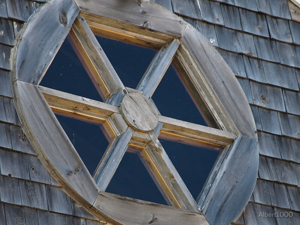 NC window by Albert1000