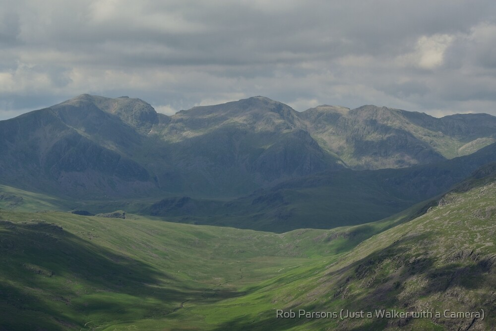 The Lake District: The Scafell Range by Rob Parsons (AKA Just a Walker with a Camera)