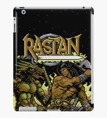 Rastan Title iPad Case/Skin