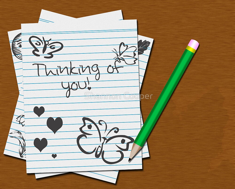 Thinking of You by Shannon Beauford