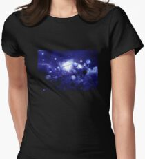 Constellation of Life Womens Fitted T-Shirt