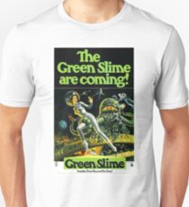 1968 movie poster the green slime T-Shirt
