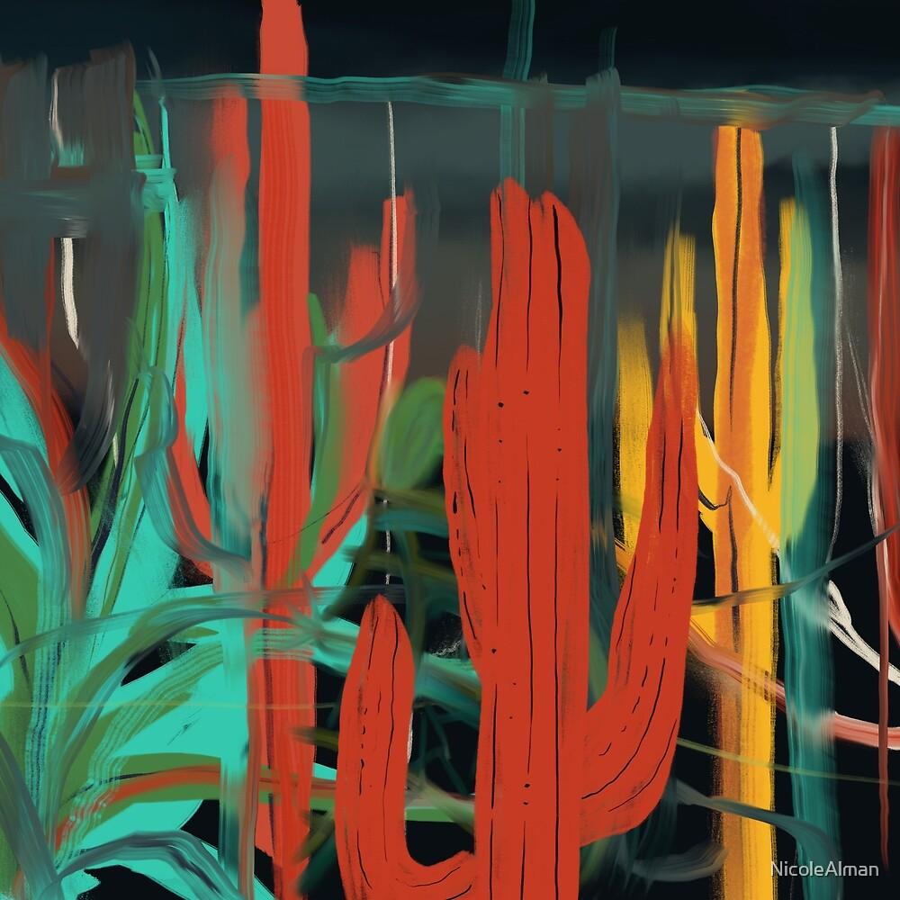 Cactus Dreams by NicoleAlman
