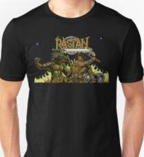 Rastan Title Unisex T-Shirt