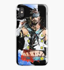 Snake... what the hell... iPhone Case