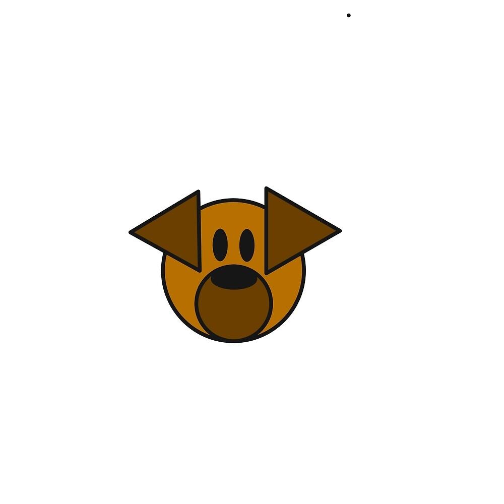 Doggo Dog by TinyFishDesign