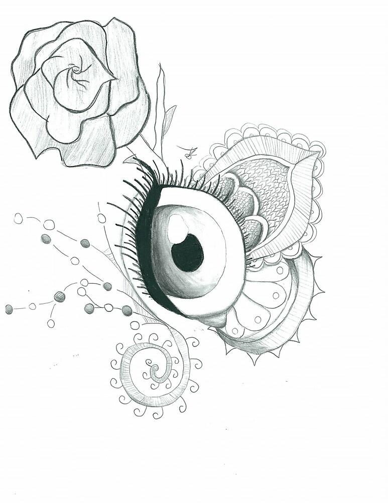 Bird Eye by RachelsWorld09