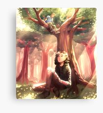 For Forever Painting Canvas Print