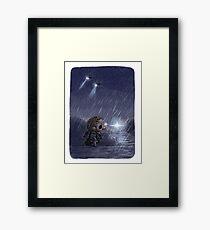 Chibi Zeroes Framed Print