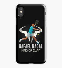 Rafael Nadal King of Clay iPhone Case