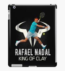 Rafael Nadal King of Clay iPad Case/Skin