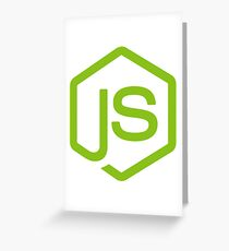 NODE JS Greeting Card