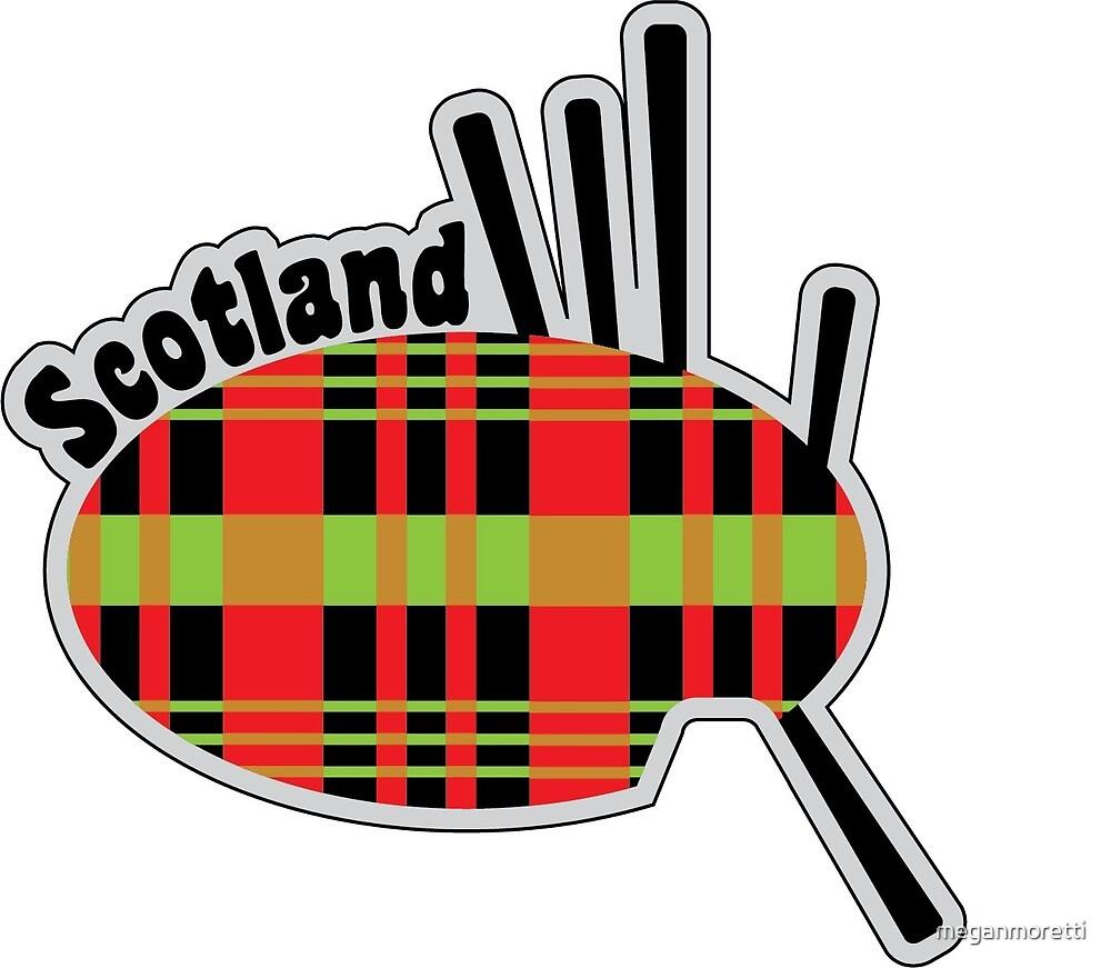 Scotland by meganmoretti