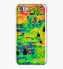Sulfurous Rainbow Ruins iPhone Case/Skin