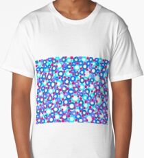Aqua Retro - JUSTART © Long T-Shirt