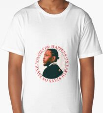 Kendrick Lamar Long T-Shirt