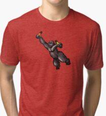 Gorilla Rage Tri-blend T-Shirt