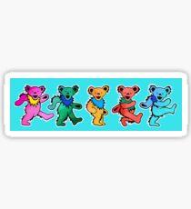 bear line Sticker