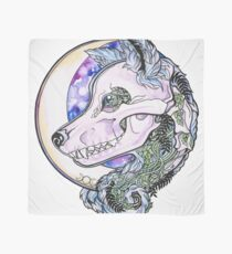 Wolf Skeleton by Ardent Shadows Scarf