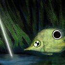 Butterfly Fish by Milica Mijačić