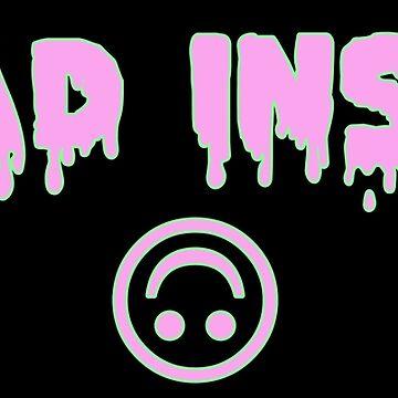 DEAD INSIDE - VAPOR by jenkii