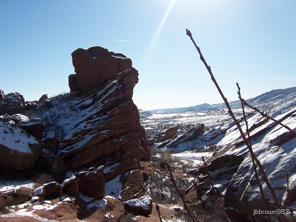 Red Rocks Park, Colorado by jbbrown987