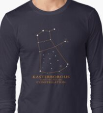 Kasterborous Constellation Long Sleeve T-Shirt