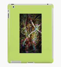 ENHANCED THISTLED STUMP iPad Case/Skin